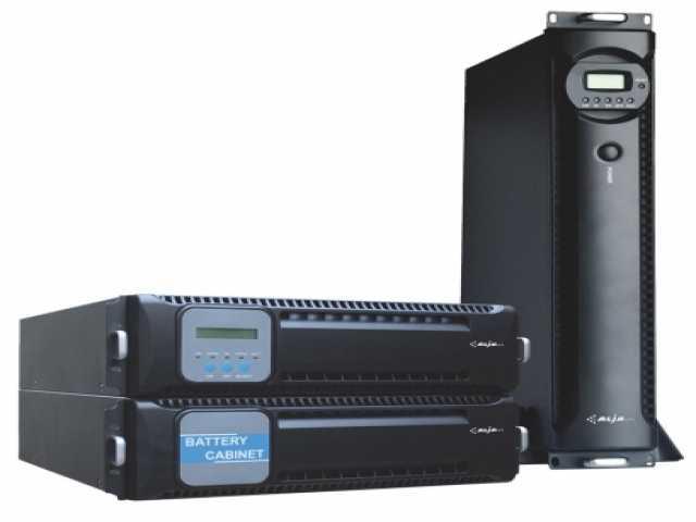 یو پی اس آلجا سری KR-RM  با توان ۳۰۰۰ ولت آمپر | ALJA KR-RM 3000L Online UPS External Battery